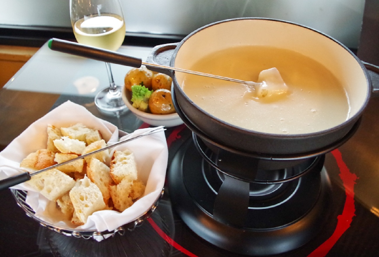 Fondue for a Cozy Night