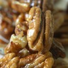 Crunchy Toffee Covered Pecans