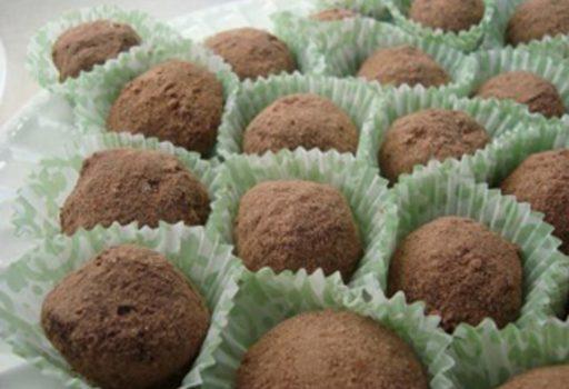 Handcrafted Chocolate Truffles