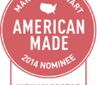 Martha Stewart American Made Nominee – 2014